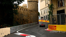F1 European Grand Prix - Qualifying (Live Commentary)