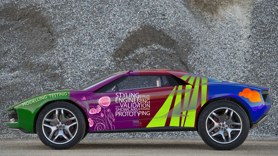 Italdesign wants you to design their Parcour Concept livery