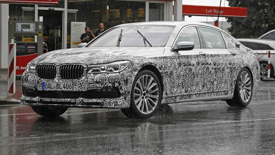 2016 Alpina B7 spied for the first time, should have more than 600 PS