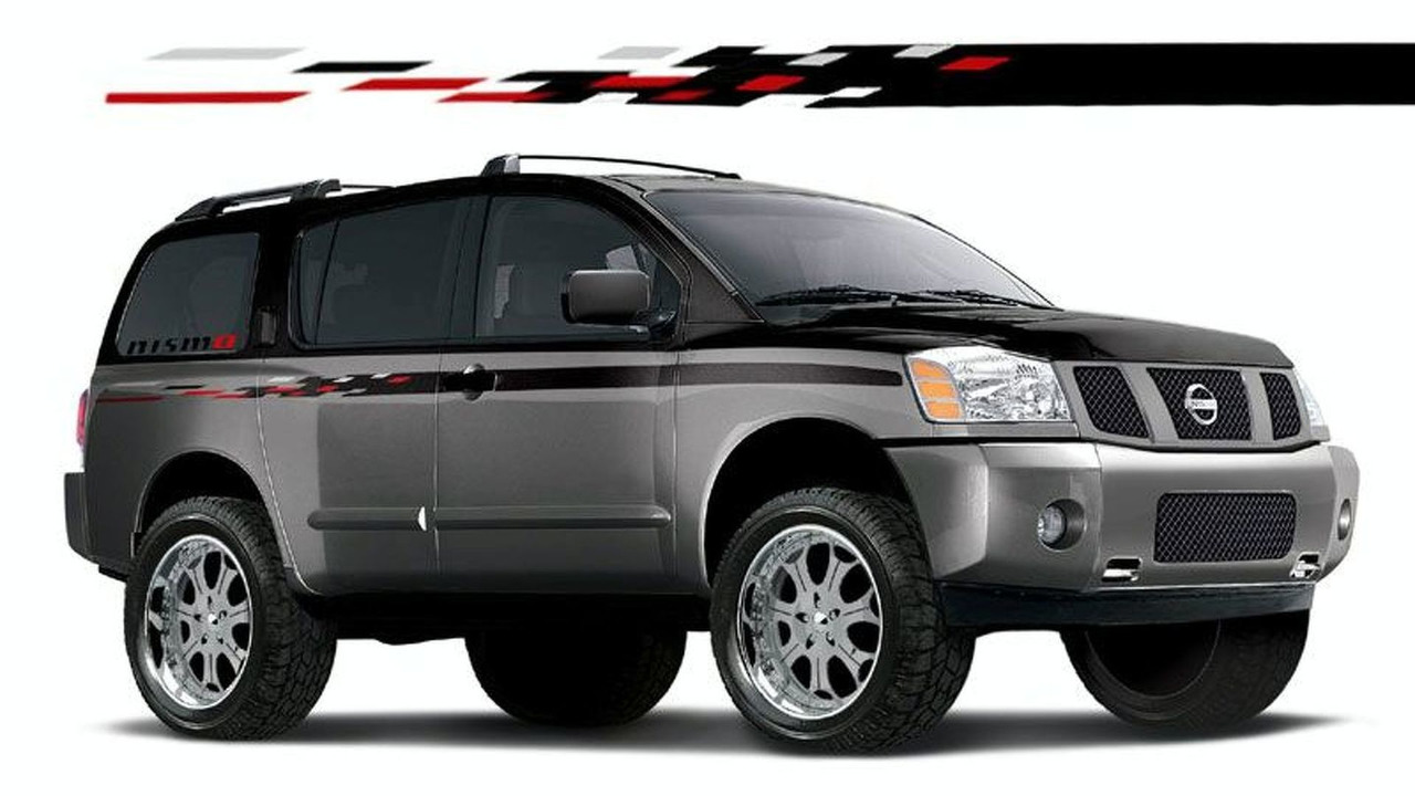 2005 Armada SE 4x4 by Street Concepts
