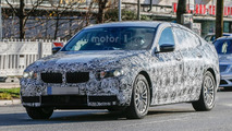 Spy photos show BMW's new 5-Series GT could actually look better