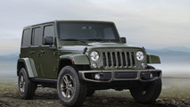 Jeep 75th Anniversary Editions unveiled [videos]