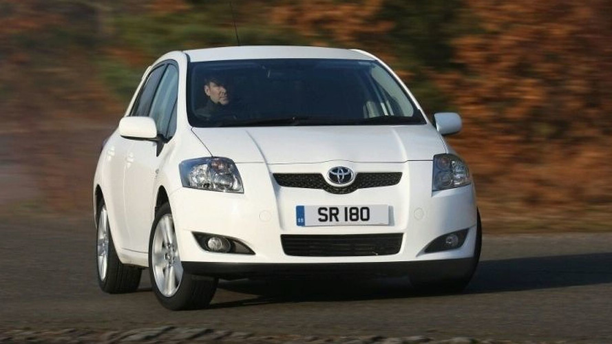 Toyota to Debut Auris SR180 for New Year
