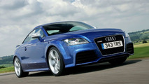 Audi releases TT-RS soundtrack - download MP3 here