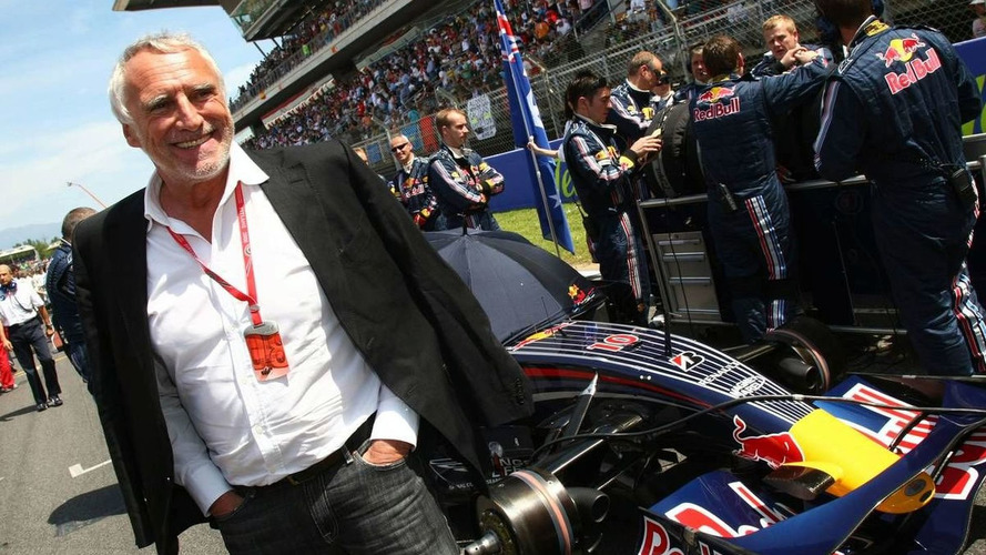 Mateschitz confident about winning 2010 titles