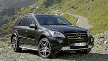 Mercedes Introduce ML 63 AMG '10th Anniversary' & 'Performance Studio' Special Editions