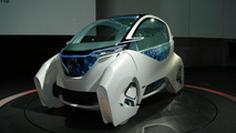 Honda Micro Commuter Concept is a mobile power suit of the future