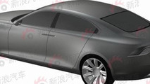 Volvo patents the Universe concept, S100 flagship coming soon?
