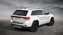 Jeep Grand Cherokee black look Geneva sports concept 20.02.2012