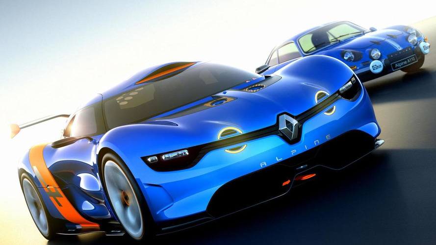 Renault Alpine arriving within three years