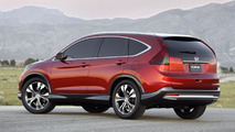 Honda CR-V concept officially unveiled [video]
