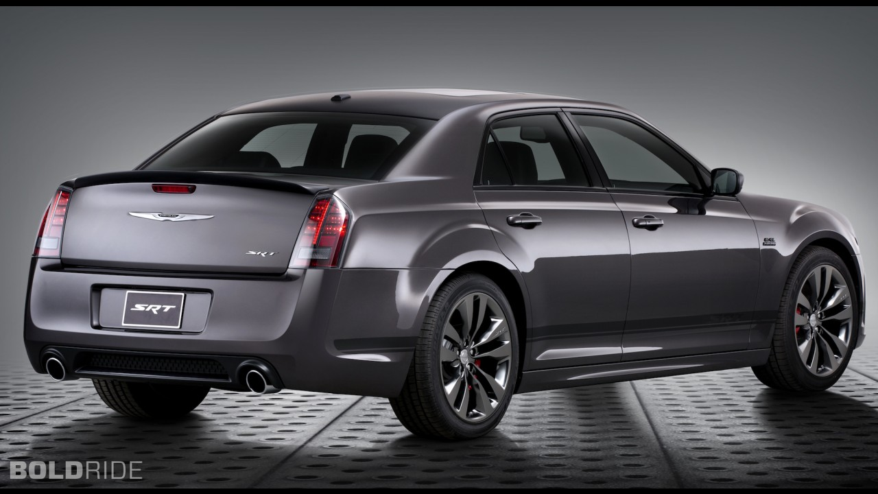 Chrysler 300 SRT Satin Vapor