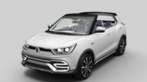 Ssangyong considering a Jeep Wrangler rival