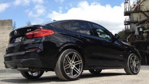 Manhart upgrades the BMW X4 to 375 PS