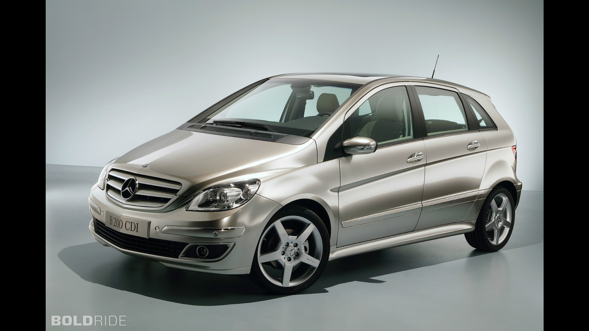 Mercedes benz b200 cdi for Mercedes benz of cleveland
