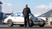 Porsche 911 Project 50 race car to debut at Goodwood