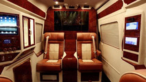 Mercedes-Benz Sprinter turned into a luxurious van by Lexani Motorcars [video]