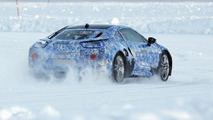BMW i8 spy photo 11.02.2013 / Automedia