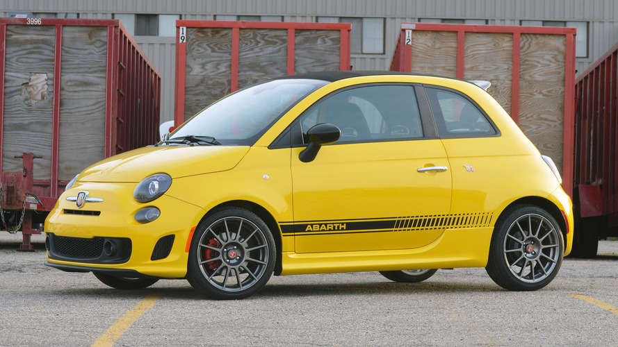 2016 Fiat 500c Abarth Review: Everything's a compromise
