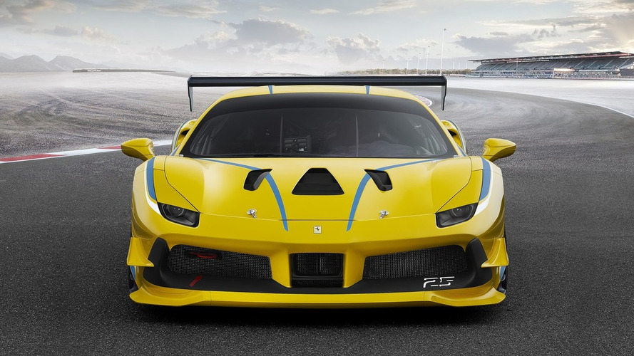 Ferrari 488 Challenge debuts as brand's first turbo one-make race car
