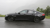 2015 Jaguar XS spied testing at Nurburgring [video]