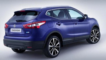 2014 Nissan Qashqai priced from 17,595 GBP