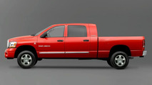 2006 Dodge Ram Mega Cab Production Starts