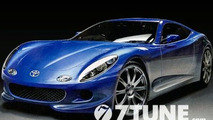 Toyota Subaru Joint Compact Sports Car Project on Hold