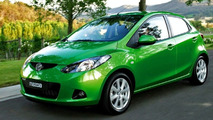 MAZDA2 subcompact confirmed for U.S. and Canada in late 2010