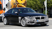 BMW 4 Series Coupe preparing for borderline invisible facelift