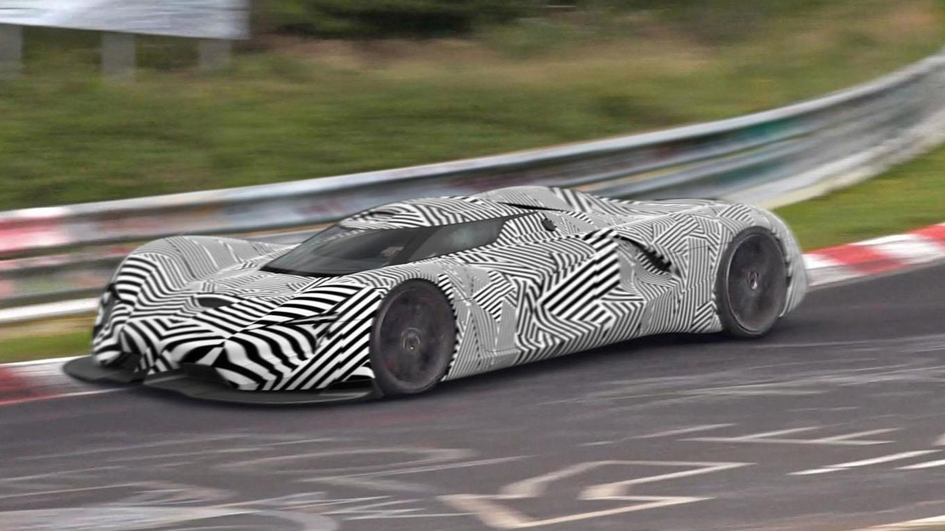 SRT Tomahawk Vision Gran Turismo teased for a second time