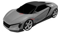 Baby NSX will reportedly be sold as a Honda & have a turbocharged 2.0-liter engine