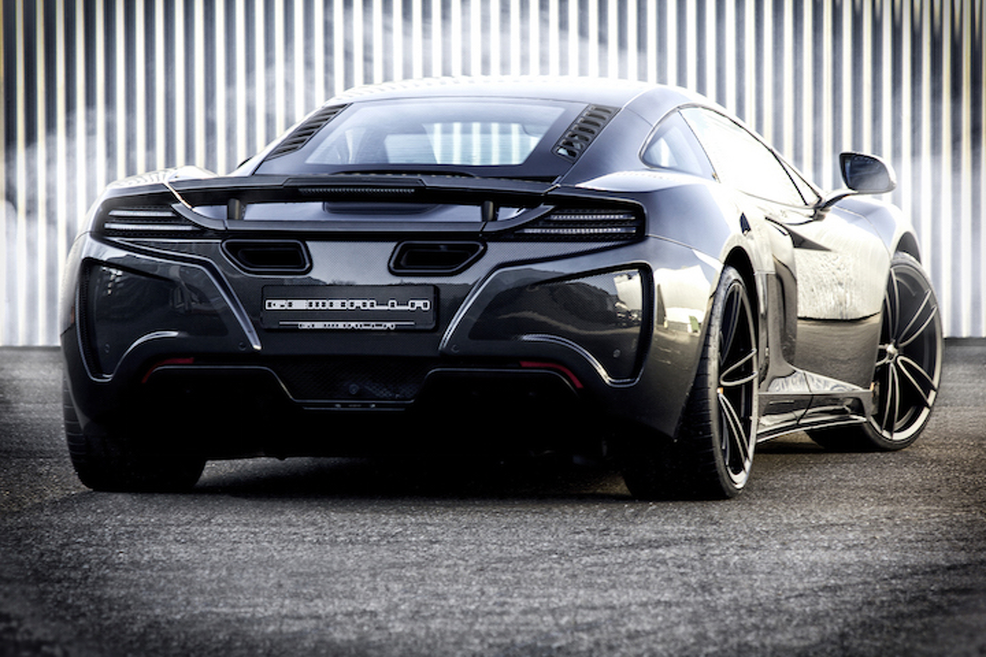 Gemballa Gives the McLaren 650S More Power, Sleeker Looks