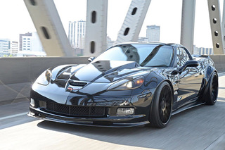 2007 Corvette Z06 Supervette is a Nightmare for 911 Owners