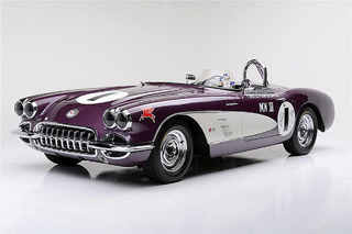 Purple People Eater: This Rare Corvette Has a Winning History