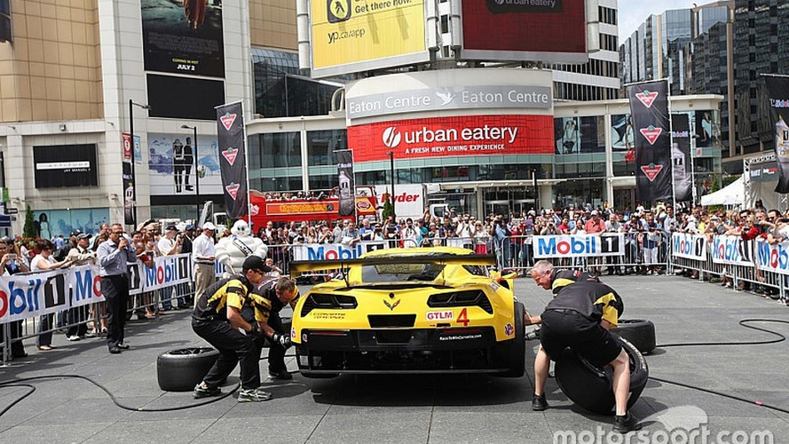 IMSA machinery to roar into downtown Toronto