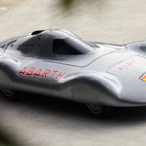 Record-Setting Abarth 1000 Bound For Auction At Pebble Beach