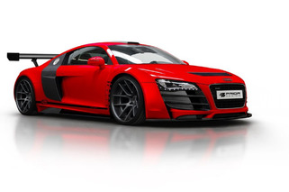 Prior Design Audi R8 GT850 is Modern Automotive Art