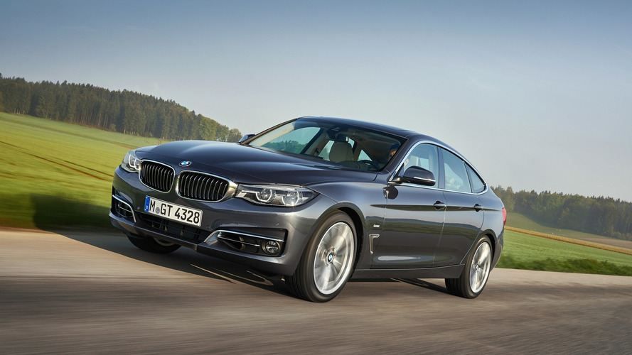 BMW 3 Series GT facelift brings predictable revisions