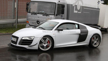 Possible Audi R8 GT Track Edition spied 18.05.2011
