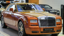 Rolls-Royce Phantom Coupe Tiger and Ghost Golf Edition introduced