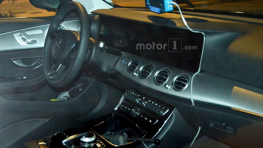 2016 Mercedes E-Class spy photos demonstrate C and S mashup