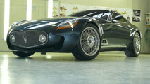 Touring Superleggera Maserati A8GCS