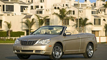 Chrysler Sebring Convertible SA pricing