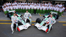 Honda spending led to F1 exit - chiefs