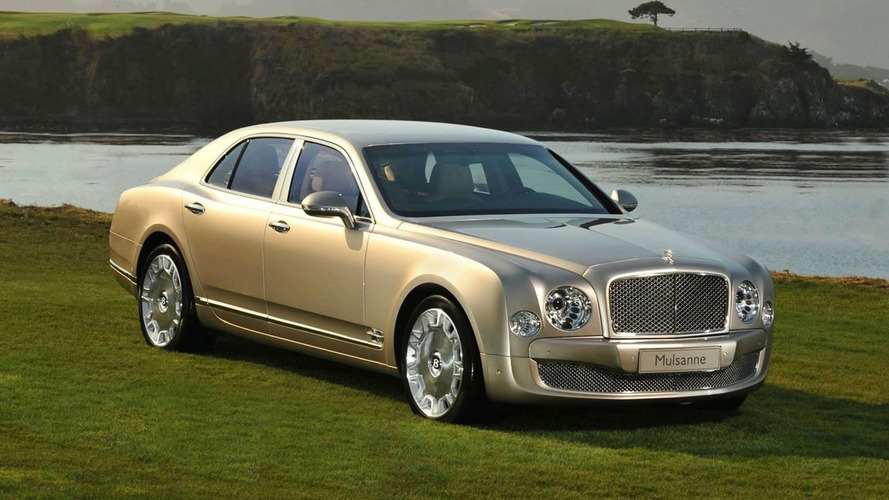 First 2011 Bentley Mulsanne Auctions for $500K [Video]