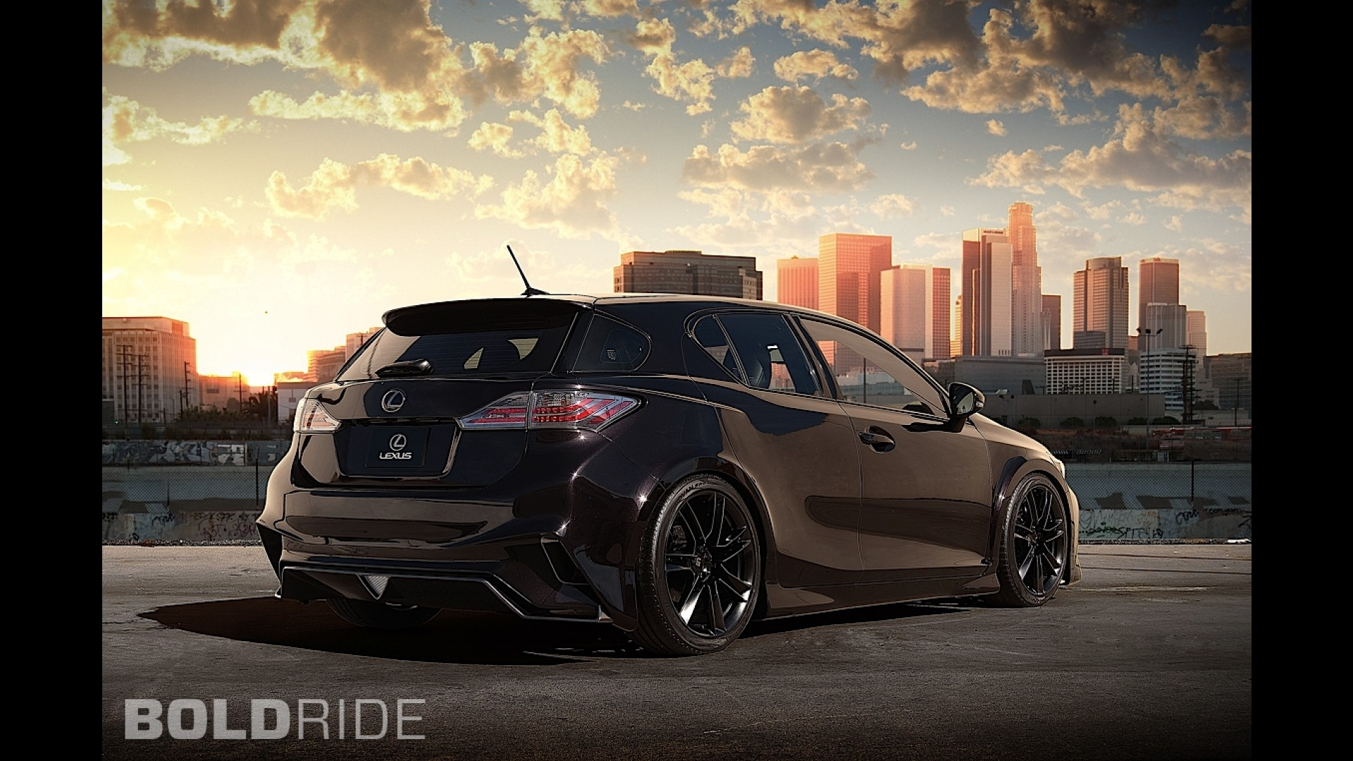 Lexus CT 200h SEMA by Five Axis