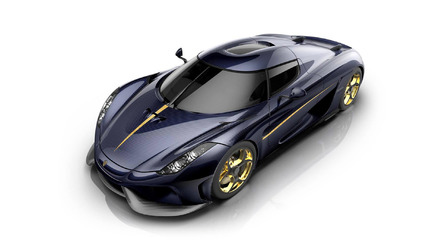Christian Von Koenigsegg's Regera Takes Inspiration From His Miata