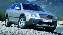 New Skoda Octavia Scout Revealed