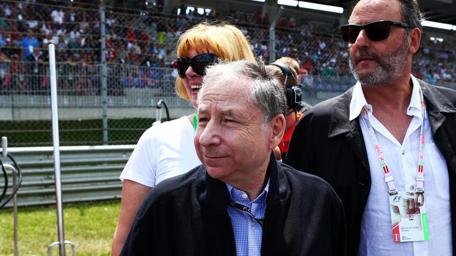 FIA not banning alcohol advertising in F1 - Todt